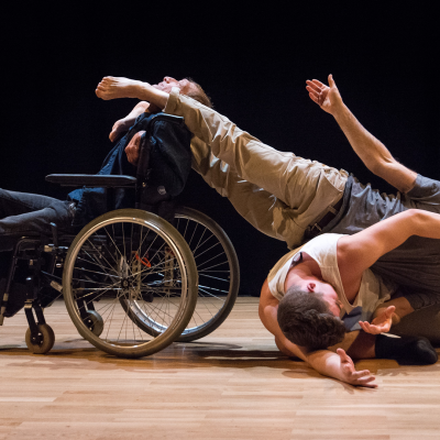 Start Europe Beyond Access bij Holland Dance Festival