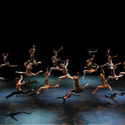 'Classic ballet with a modern twist'   La Belle et la Bête