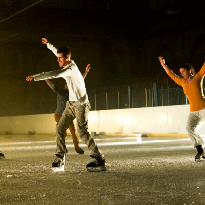 Who becomes the next professional Ice Dancer? Take your auditions with Le Patin Libre!