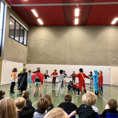 Leerlingen van De Galvani schreven over hun deelname aan Notenkraker Moves!