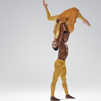 'De pure dans is sterk genoeg om op eigen benen te staan' | Interview met Samuel Wuersten