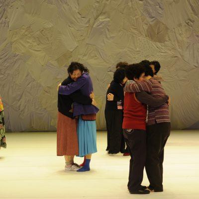 Dancing Grandmothers   The Korean grandmothers of choreographer Eun-Me Ahn