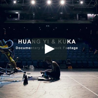 HUANG YI & KUKA | Short Documentary Film