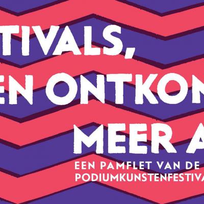 Festivals, geen ontkomen meer aan