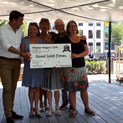 Holland Dance Festival wint De Haagse C met het dansproject Good [old] Times