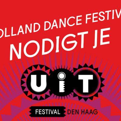 Holland Dance Festival tijdens UIT Nacht Den Haag in Korzo
