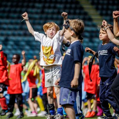 'Als voetballers scoren, doen ze ook vaak een dansje'