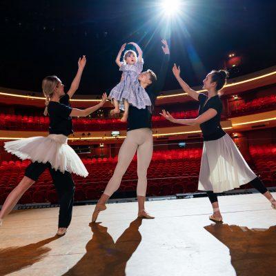 Het Nationale Ballet danst in de strijd tegen spierziekten