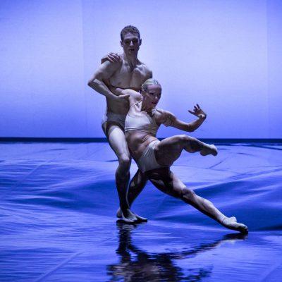 Interview met Jacopo Godani: 'Ik vecht voor een glorieuze toekomst van het hedendaagse ballet'