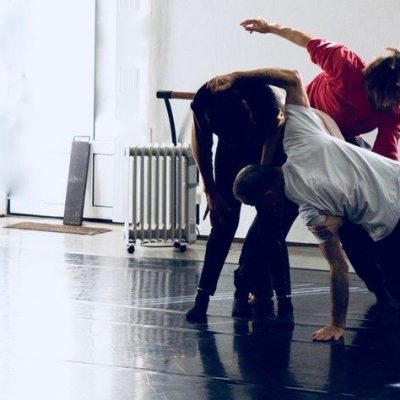 """""""Ik werk met dansers omdat ik hun creativiteit waardeer."""" Een blog van Adam Benjamin."""