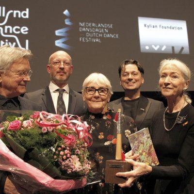 Marian Sarstädt ontvangt prestigieuze Jiří Kylián Ring