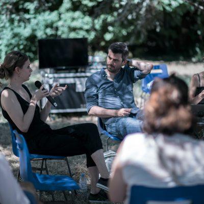 Irene van Zeeland gastspreker tijdens Festival d'Avignon