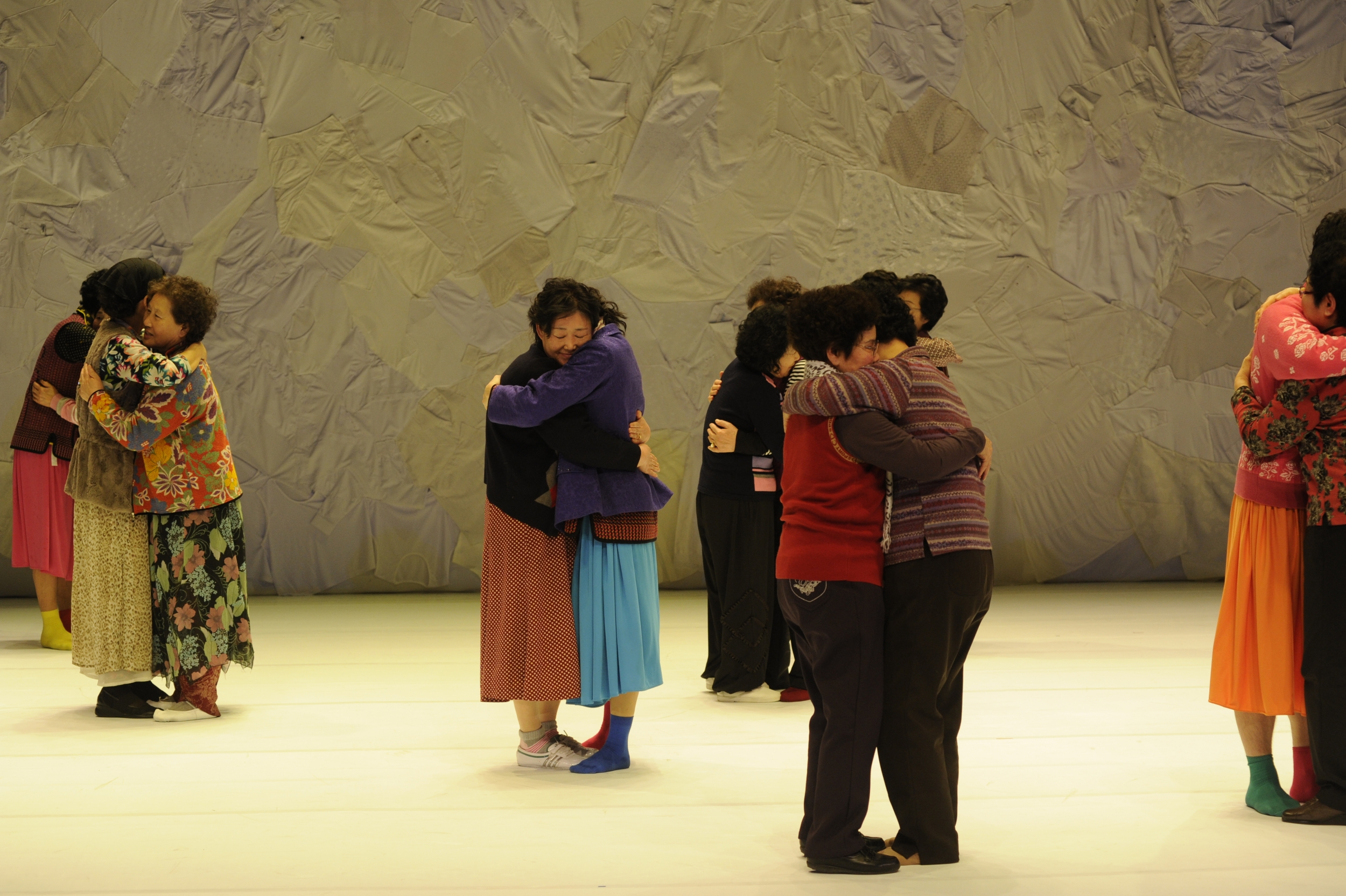 Image result for eun-me ahn dancing grandmothers